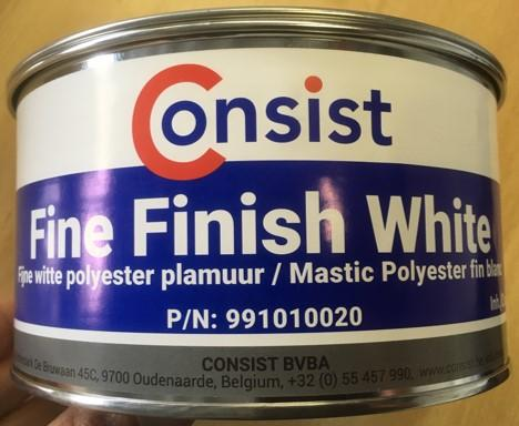 Mastic polyester FFW